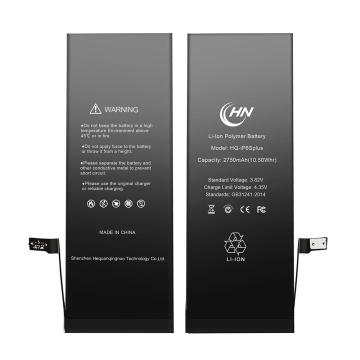 lihium replacement cell phone iphone 6s plus battery