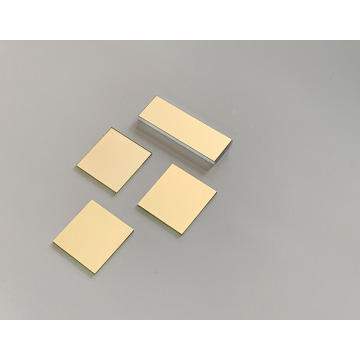 High Reflective Optical Substrate Protective Gold Mirrors