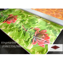 3.5mm imitation pvc sheet for interior decoration