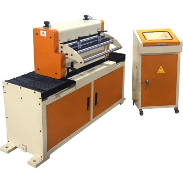 Zigzag Servo Feed Circle Blanking Machine- ը