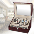 multiple watch winder box