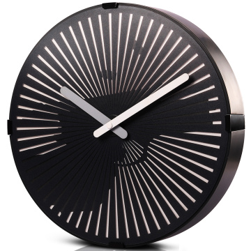 Gun  Moving Wall Clock for Home Decor