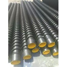 HDPE winding structure wall pipe