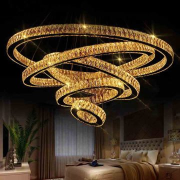 project crystal chandeliers hotel decorative lighting