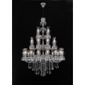 Elegant Hotel Project Gorgeous Crystal Chandelier