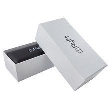 White Paper Sunglasses Rigid Cardboard Jewelry Gift Box