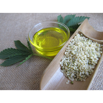 Refined Organic Hemp Seed Oil Edible