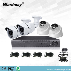 4chs 2.0MP  Day&Night Security DVR Systems