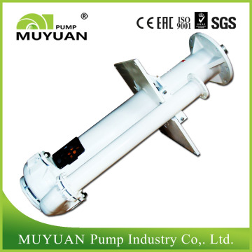 Vertical Slag Granulation Wear Resistant Sump Pump