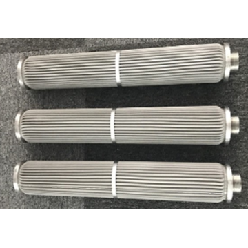 316L stainless steel filter element