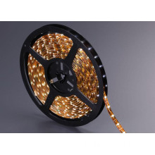 Yellow PCB Waterproof SMD3528 LED Strip Light