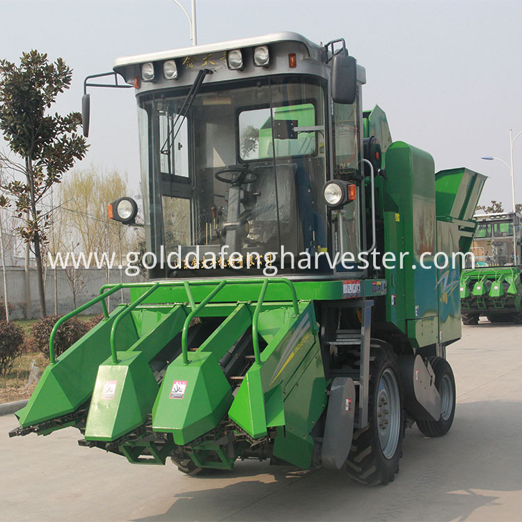 3a New Corn Harvester