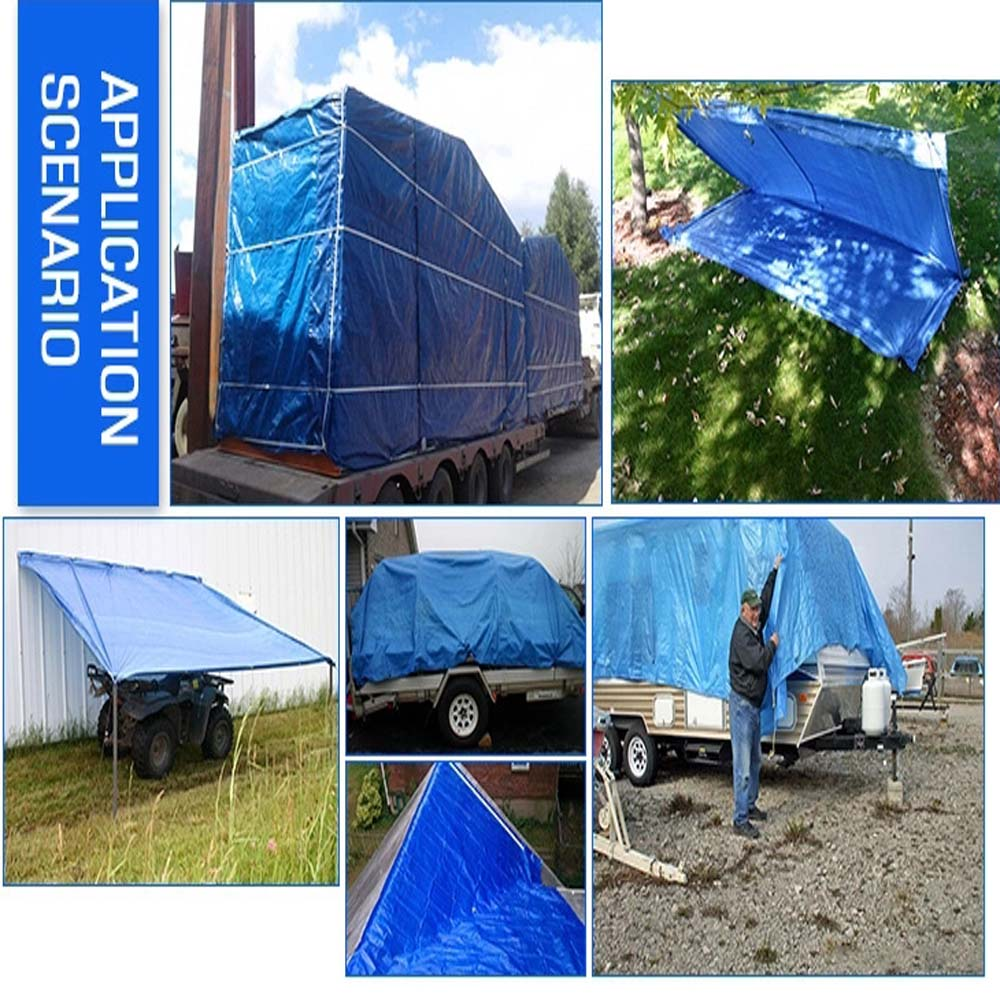Tarpaulin Application