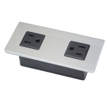 US Dual Power Outlets For Furniture