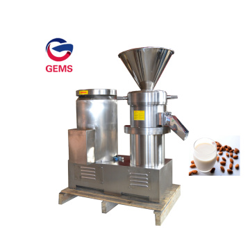 Almond Milk Maker Processing Almond Milk Milling Machine