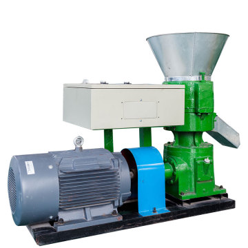 Little feed Flat die pellet mill