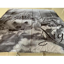 polyester panel disperse print fabric