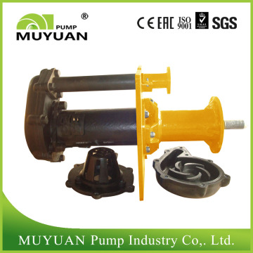 Single Stage Coal Preparation Mining Sump Pump