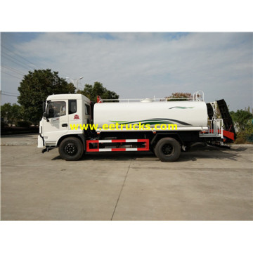 10ton 4x2 Road Watering Trucks