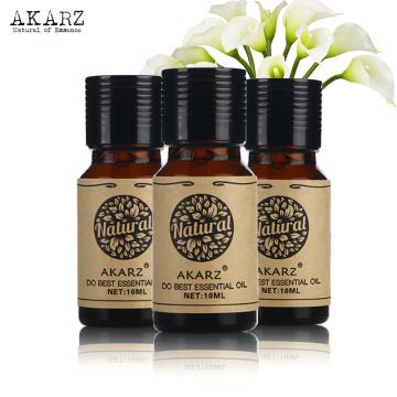 Sandalwood Oregano Almond essential oil sets AKARZ Famous brand For Aromatherapy Massage Spa Bath skin face care 10ml*3