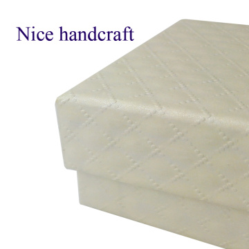 High End Paper Jewellery Box Packaging