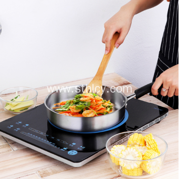 Stainless Steel Thickened Non-stick Pan