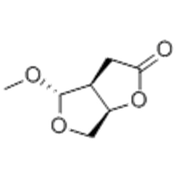 FURO[3,4-B]FURAN-2(3H)-ONE, TETRAHYDRO-4-METHOXY-,( 57352987, 57262923,3AS,4S,6AR) CAS 866594-60-7
