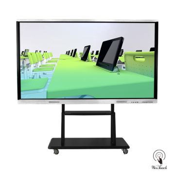 98 UHD Touch Screen Board with mobile stand