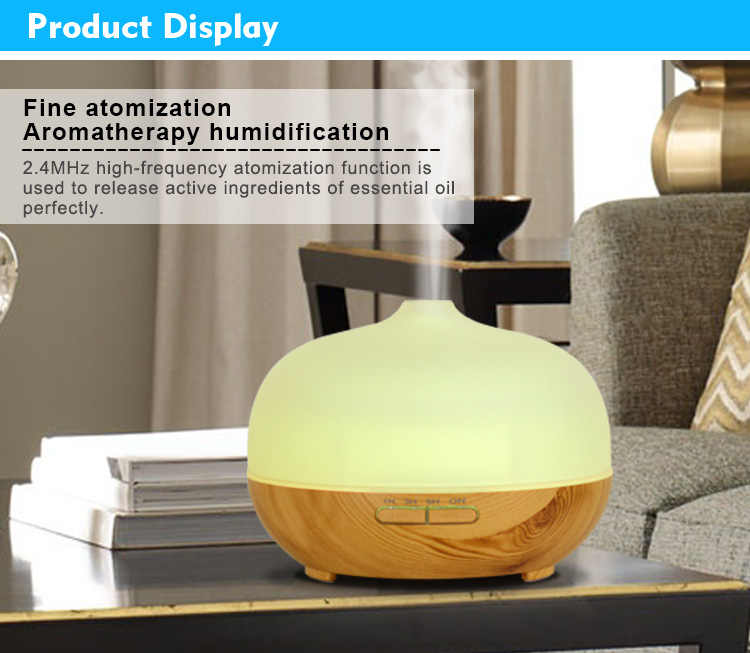 Commercial Nebulizer Aroma Diffuser
