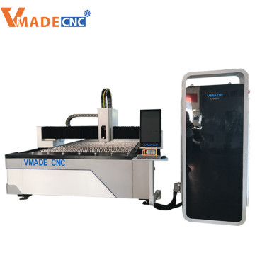 1000W Price CNC Fiber Laser Cutter Sheet Metal