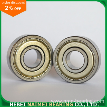Bearing 6201zz for Fan Motor