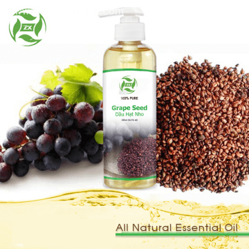 Natural Grapeseed Oil Wholesale OEM Customize Private Label
