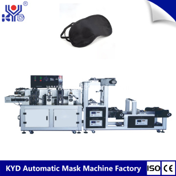 Automatic Disposable Aircraft Eye Mask Cover Machine