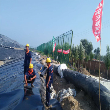 Top Grade GM 13 Black HDPE Geomembrane Liner