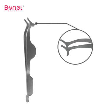 Stainless Steel Tweezers For Facial Hair Removal