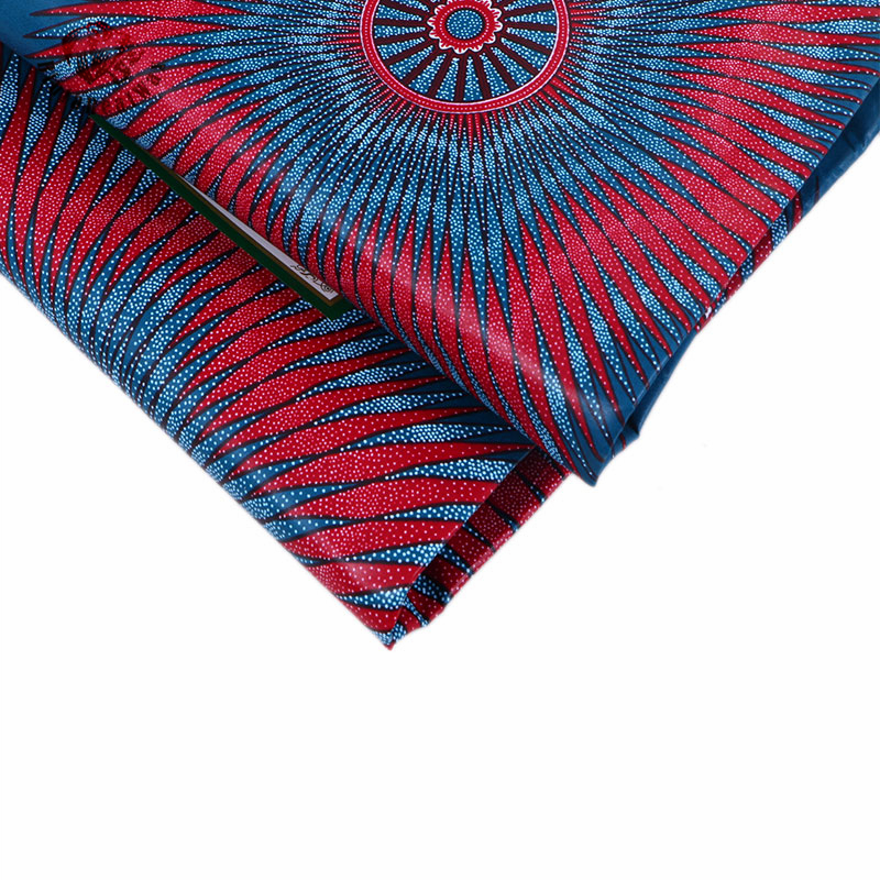 High Quality African Print 100 Cotton Fabric