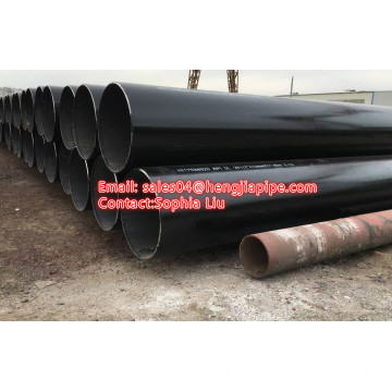 API 5L X56 LSAW steel pipes