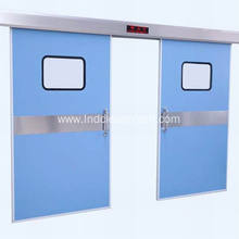 Hospital Purification door processing