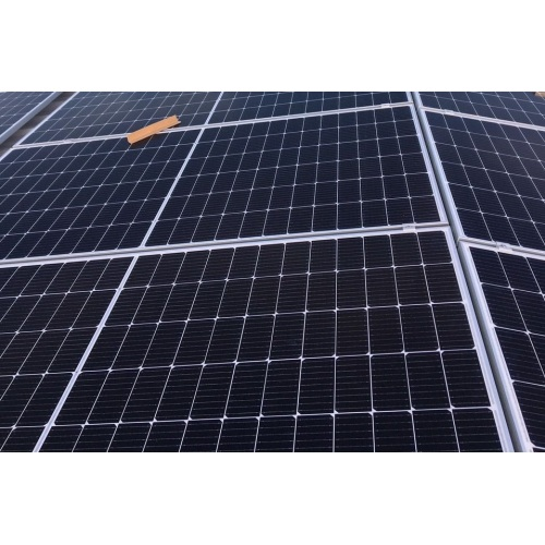 Mono Perc Half Tier 1 Solar Panel 144cells450W