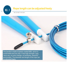 Anilhas Corda Naval Soga Corde A Sauter Springtouw Comba Crossfit Heavy Jumping Rope Training Professional Weight Jumping Ropes