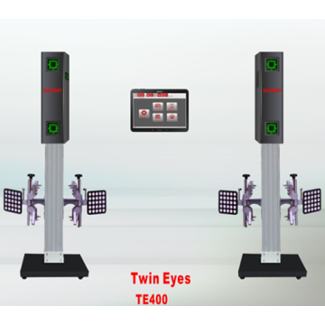 Wireless 5D Wheel Aligner System