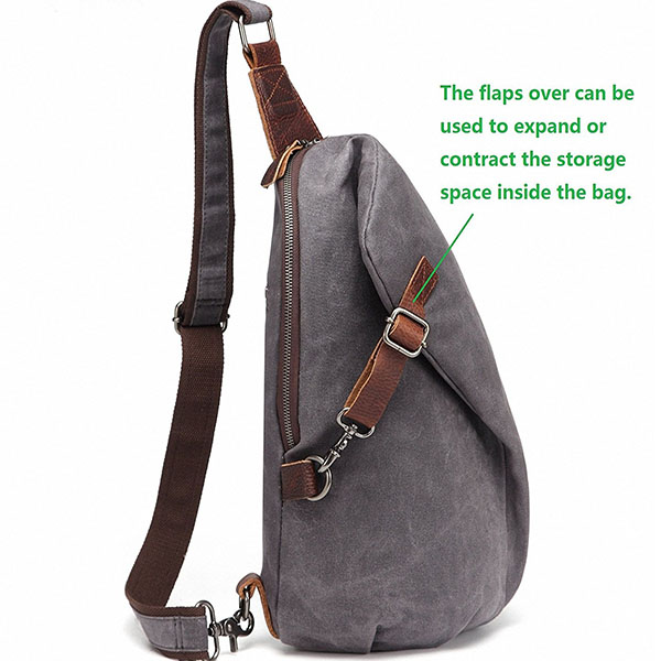 Men Sling Shoulder Bags