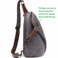 Simple Fashion Men Outdoor Shoulder Sling Bags