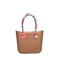 Women medium stylish shopper brown tote bags