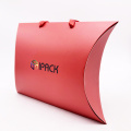 Custom Personalized Pillow Boxes With Logo printing