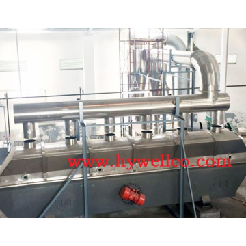 Fluid Bed Table Salt Drying Machine