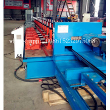 Galvanised steel c z section slotted channel machine