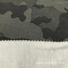 Viscose Terry Fabric (Camo)