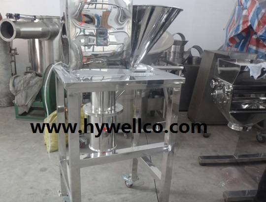 Sieve Granulator Machinery