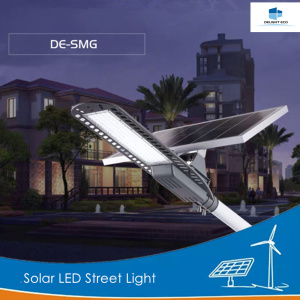 DELIGHT DE-SMG Solar LED Mounted Wall Street Light